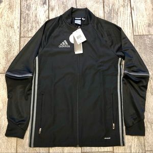 Adidas Men's Jacket CON16 TRG JKT, Small